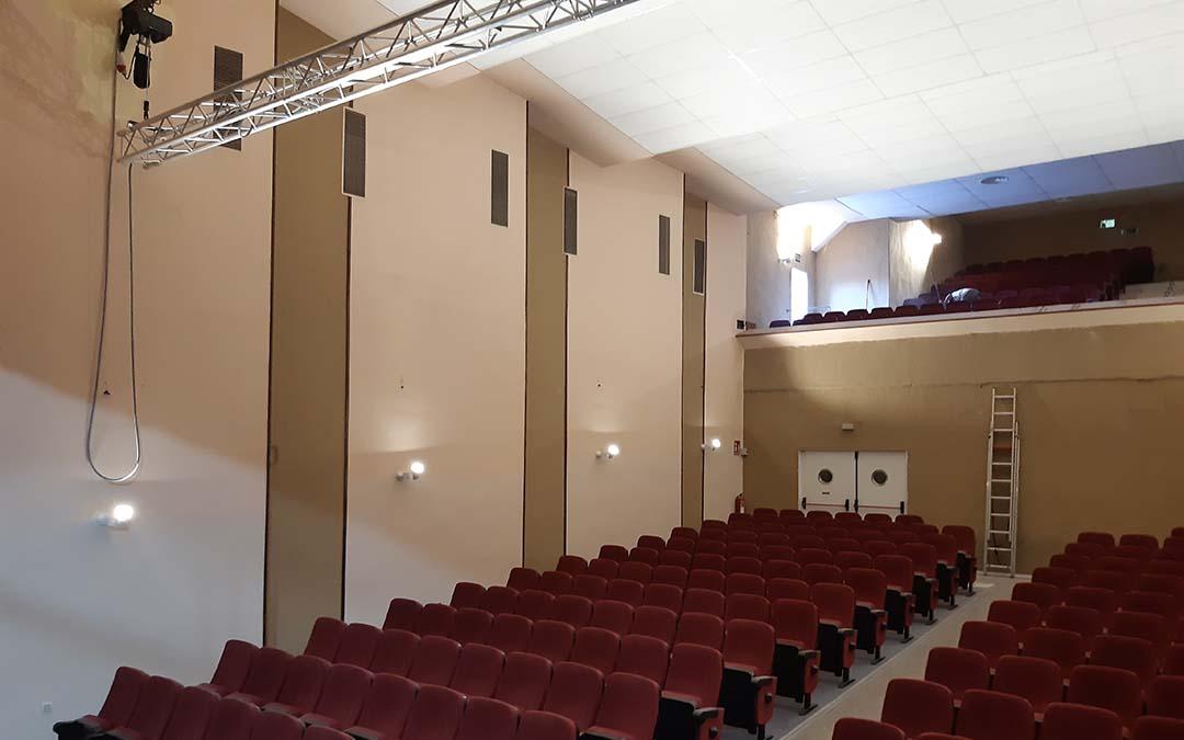 Adecuación de las instalaciones del Cine Teatro Goya de L'Ollería